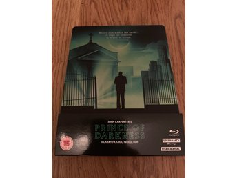 Prince Of Darkness 4k Steelbook