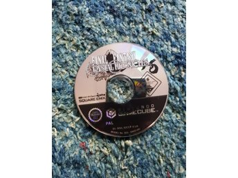 Final Fantasy Crystal Chronicles - Game Cube Nintendo - Endast skiva