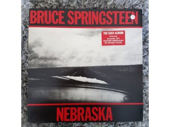 Bruce Springsteen, LP, The Solo-Album, Nebraska