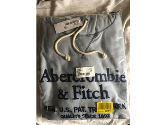 Abercrombie Fitch Hoodie, strl S