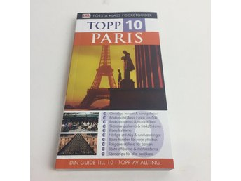 Guidebok, Paris, Mike Gerrard, Inbunden, ISBN: 9789178864683, 2007
