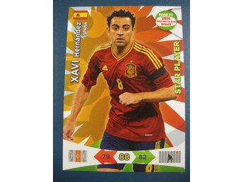 STAR PLAYER -   XAVI HERNANDEZ - SPANIEN - ROAD TO 2014 FIFA WORLD CUP BRAZIL