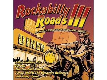 Various - Rockabilly Roads III - CD NY - FRI FRAKT