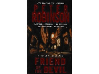 Friend of the devil, Peter Robinson (Pocket Eng)