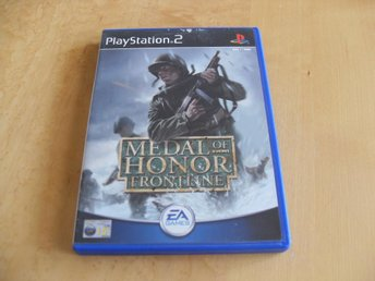 PS2: Medal of Honor Frontline