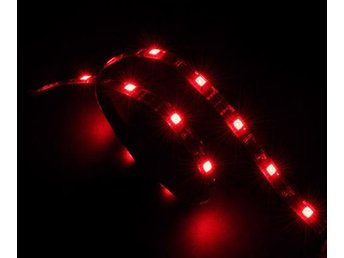 "Akasa ""Vegas"" LED Strip Light Red"