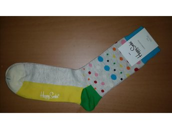 Happy Socks Herr Strumpor Disco Dots 41 - 46