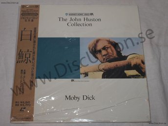 MOBY DICK - JOHN HUSTON JAPAN LD