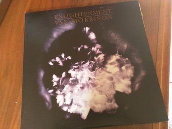 Van Morrison - ENLIGHTENMENT- LP vinyl album (1990)