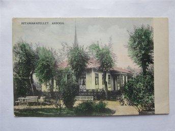 Arboga - Betaniakapellet ~1911 - Segeltorp - Arboga - Betaniakapellet ~1911 - Segeltorp