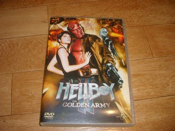 Hellboy 2 golden army