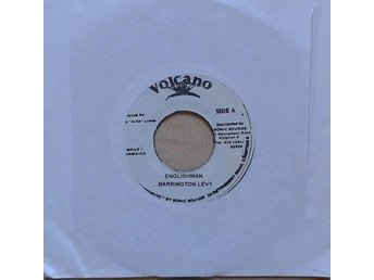 "Barrington Levy title* Englishman* Roots Reggae JAM 7""-RE LAWS"