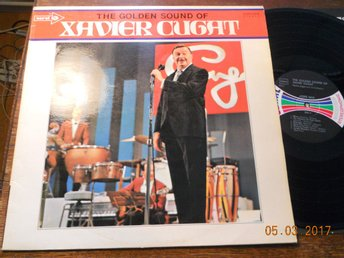 XAVIER CUGAT - The golden sound of, Coral Tyskland 1971 latin