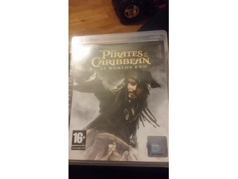 pirates of carribean the Worlds end playstation 3 ,komplett  och i nyskick