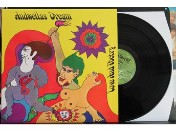 Andwellas Dream – Love And Poetry – LP