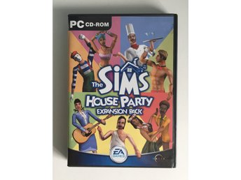 The Sims House Party Expansion Pack PC