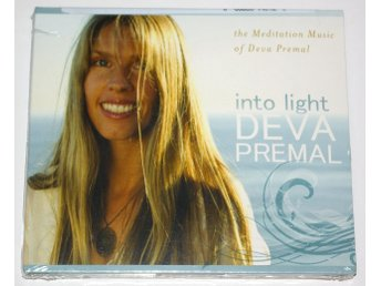Deva Premal – Into Light – Oöppnad CD