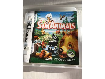 Nintendo DS Sim animal