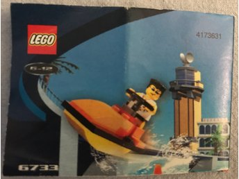 LEGO Island Xtreme Stunts 6733 - Manual
