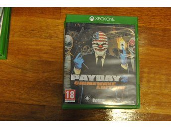 Payday 2 - Crimewave Edition Xbox one/One S Spel