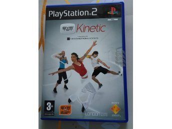 EYE TOY Kinetic. Nike Motion Works till PS2