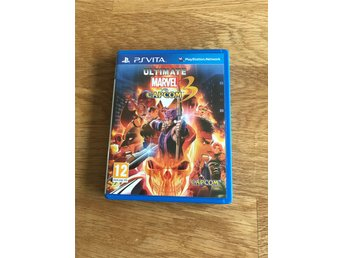 Marvel vs Capcom 3 Playstation VITA PS