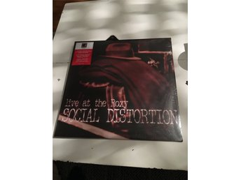 Social Distortion Mike Ness LP