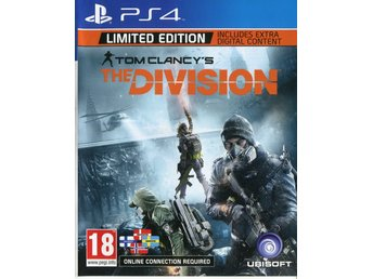 "PS4-spel ""Tom Clancy's The Division"""