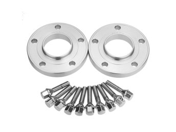 5x120mm Wheel Spacer Hubcentric Kit w/ Blot Alloy For BMW...