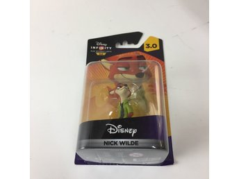 Disney, Disney infinity, 3.0 Nick Wilde, Orange/Flerfärgad