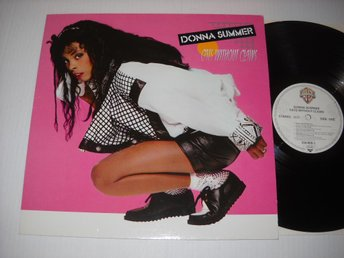 "Donna Summer ""Cats Without Claws"""