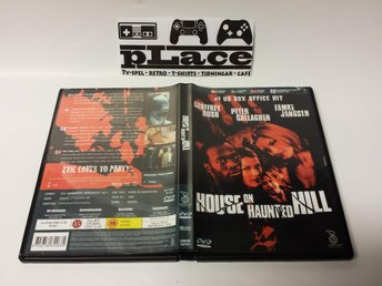 House On The Haunted HIll DVD