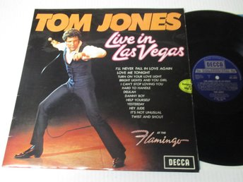 Tom Jones Live In Las Vegas