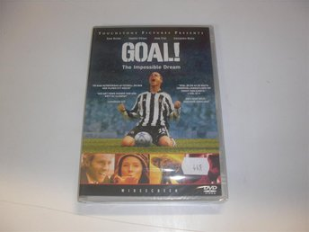 Goal! - The Impossible dream  -  Inplastad