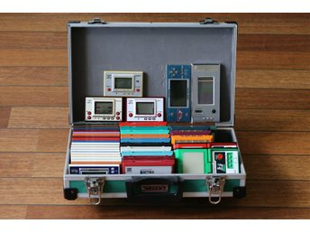 Game & Watch MEGA collection for sale!