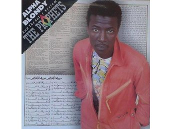 Alpha Blondy And The Solar System titel* The Prophets* France - Hägersten - Alpha Blondy And The Solar System titel* The Prophets* France - Hägersten