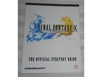 PlayStation 2/PS2: Final Fantasy X 10 The Official Guide