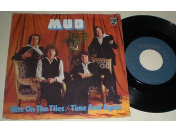 Mud 45/PS Nite on the tiles 1976 VG++