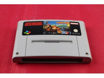 DONKEY KONG COUNTRY 3 till Super Nintendo SNES