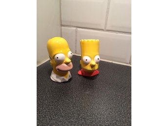 Simpsons Salt/Peppar Kar Homer/Bart