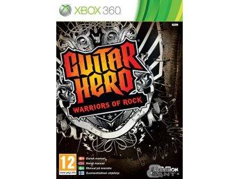 Guitar Hero Warriors of Rock - Norrtälje - Guitar Hero Warriors of Rock - Norrtälje