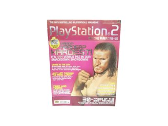 Playstation 2 official magazine Uk