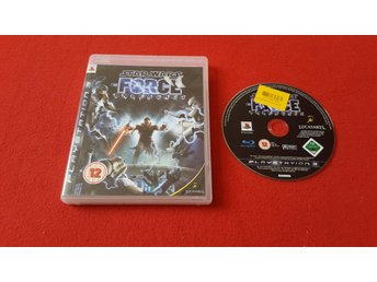 STAR WARS THE FORCE UNLEASHED till Sony Playstation 3 PS3