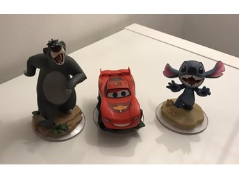 Disney Infinity 3.0 - Figures - 3 Toys for games