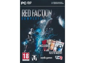 Red Faction Complete Coll. (PC)
