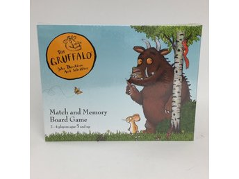 The Gruffalo, Brädspel, Match and Memory Board Game