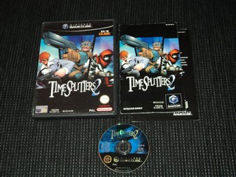GC Time Splitters 2