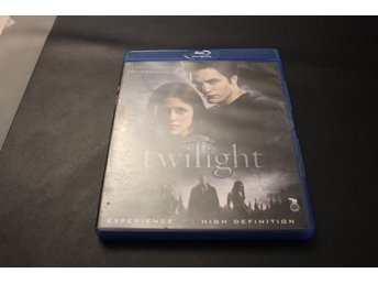 Bluray-film: Twilight