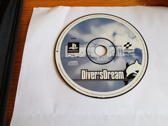 Divers Dream Playstation