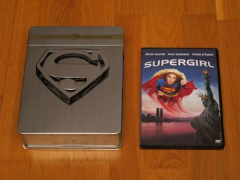 Superman Ultimate Collection 13-disc + Supergirl - utgått / OOP